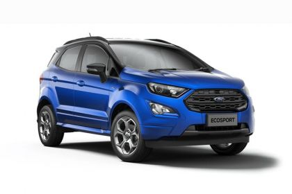 Lease Ford EcoSport car leasing