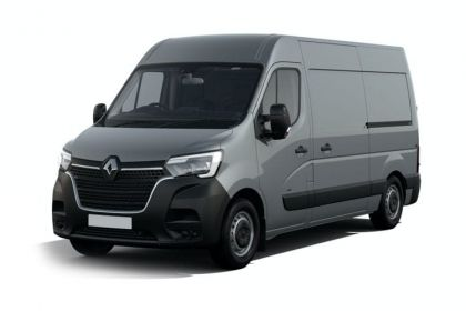 Renault Master Van Medium Roof MWB 35 FWD 2.3 dCi FWD 150PS Business Van Medium Roof Quickshift