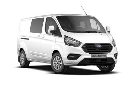 Ford Transit Custom Crew Van 300 L1 2.0 EcoBlue FWD 170PS Trail Crew Van Manual [Start Stop] [DCiV]