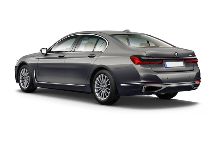BMW 7 Series 745 Saloon 3.0 e PHEV 12kWh 394PS M Sport 4Dr Auto [Start Stop] back view