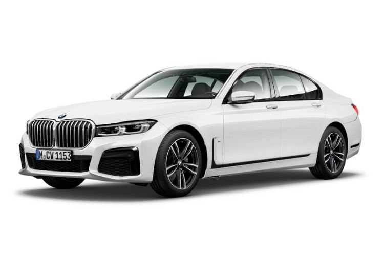BMW 7 Series 745 Saloon 3.0 e PHEV 12kWh 394PS M Sport 4Dr Auto [Start Stop] front view