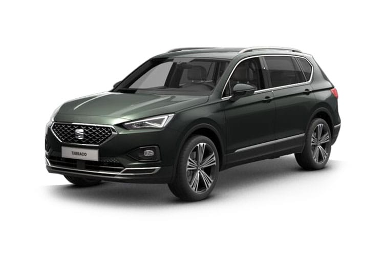 SEAT Tarraco SUV 1.5 TSI EVO 150PS FR 5Dr Manual [Start Stop] front view