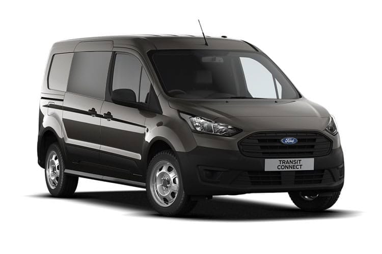 Ford Transit Connect 220 L1 1.5 EcoBlue FWD 100PS Leader Crew Van Manual [Start Stop] [DCiV] front view