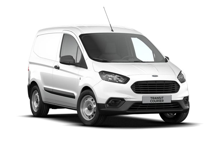 Ford Transit Courier N1 1.0 EcoBoost FWD 100PS Leader Van Manual [Start Stop] front view