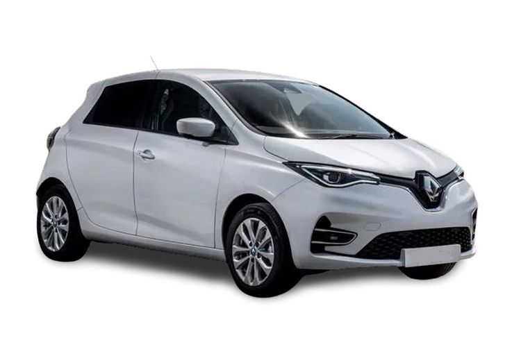 Renault Zoe Van E R110 52kWh 80KW FWD 107PS i Business Van Auto inside view