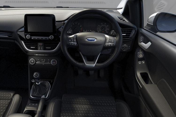 Ford Fiesta Hatch 5Dr 1.0 T EcoBoost 95PS ST-Line Edition 5Dr Manual [Start Stop] inside view