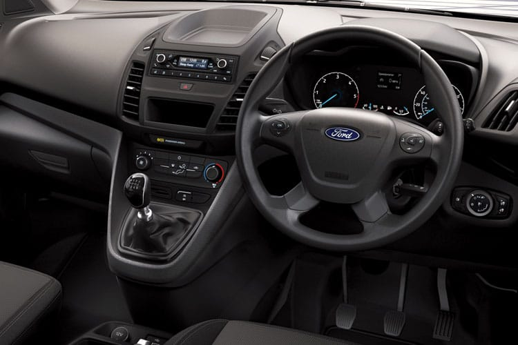Ford Transit Connect 220 L1 1.5 EcoBlue FWD 100PS Leader Crew Van Manual [Start Stop] [DCiV] inside view