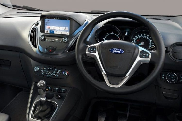 Ford Transit Courier N1 1.0 EcoBoost FWD 100PS Leader Van Manual [Start Stop] inside view